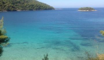 Adriaküste in Kroatien